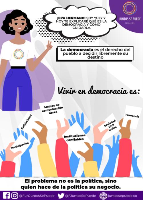 Mesa de trabajo 1Democracia by yuly